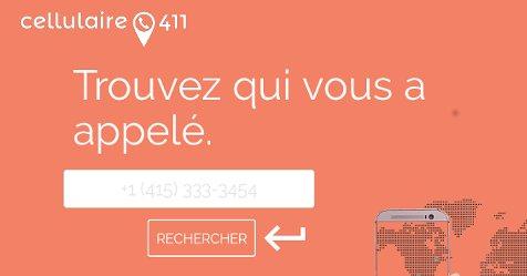 Cellulaire411